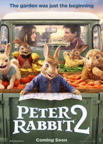 دانلود فیلم پیتر خرگوشه Peter Rabbit 2