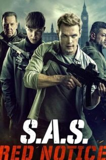 دانلود فیلم SAS Red Notice 2021