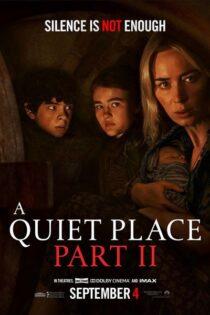 دانلود فیلم A Quiet Place 2 2020