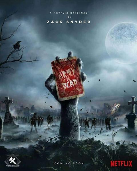 دانلود فیلم Army of the Dead 2021 ارتش مردگان