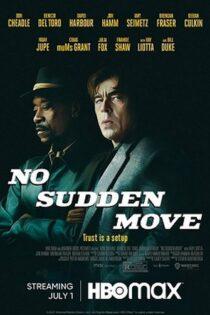 دانلود فیلم No Sudden Move 2021 بدون حرکت ناگهانی