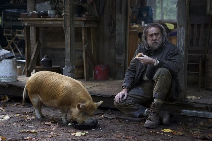 فیلم pig 2021 خوک